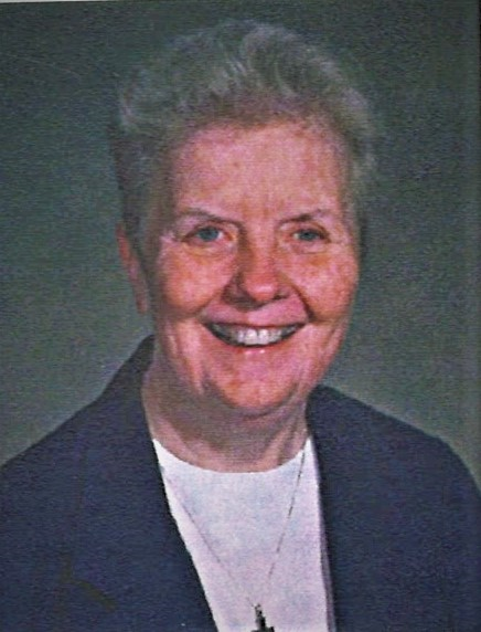 Sister Carolyn Parker, R.S.M.